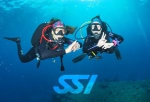 Cursos de buceo, Mar Rojo, SSI