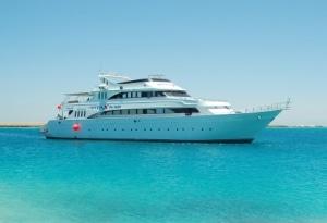Vita Xplorer, Mar Rojo, Vida a bordo, Rojo Dive Safari